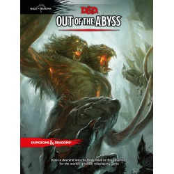 D&D 5th Out of the Abyss
