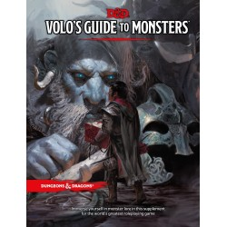 D&D 5th Volo's Guide to...