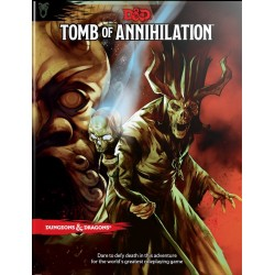 D&D 5th Tomb Of Annihilation