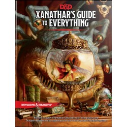D&D 5th Xanathar's Guide to...