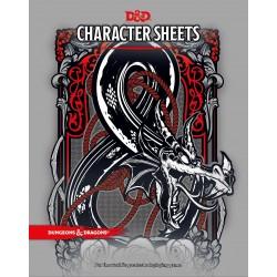 D&D 5th Character Sheets