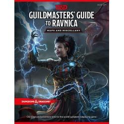 D&D 5th Guildmasters' Guide...