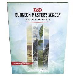 D&D 5th DM's Screen Wilderness