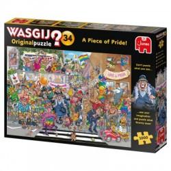 Puzzle Wasgij Original 34 -...