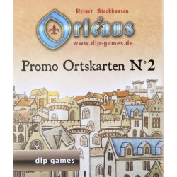 Orléans: Promo Ortskarten N°2