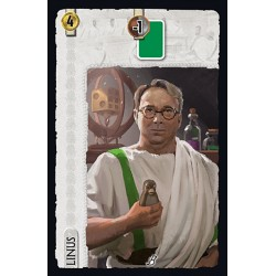 7 Wonders: Leaders - Linus