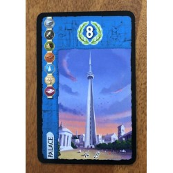 7 Wonders: CN Tower...