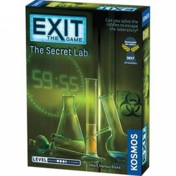 Exit: The Game - The Secret...