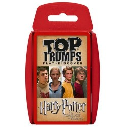 Top Trumps - Harry Potter e...