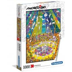 Puzzle Mordillo - The Show...
