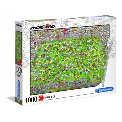Puzzle Mordillo - The Match...
