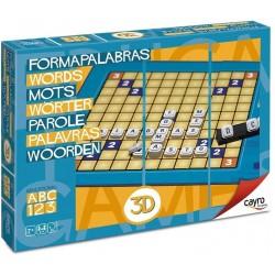 Palavras 3D (Scrabble)