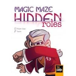 Magic Maze: Hidden Roles