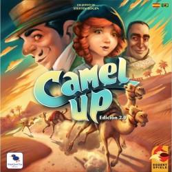 Camel Up (2nd edition) (PT)