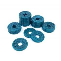 Scythe - Metal Coins ($1)