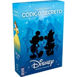 Código Secreto: Disney -...