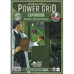 Power Grid: Benelux/Central...