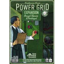 Power Grid: Brazil/Spain &...