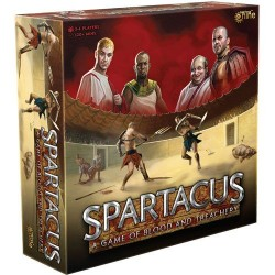 Spartacus: A Game of Blood...