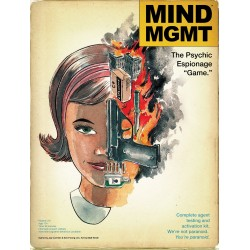 Mind MGMT: The Psychic...