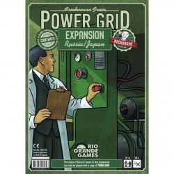 Power Grid: Russia & Japan...