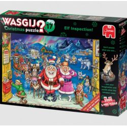 Puzzle Wasgij Christmas 17...