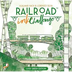 Railroad Ink Challenge:...
