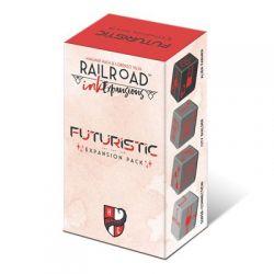 Railroad Ink: Futuristic...