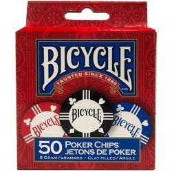 Bicycle 8 Gram Clay Poker...