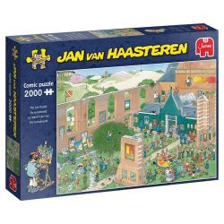 Puzzle Jan van Haasteren -...