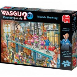 Puzzle Wasgij Mystery 21 -...